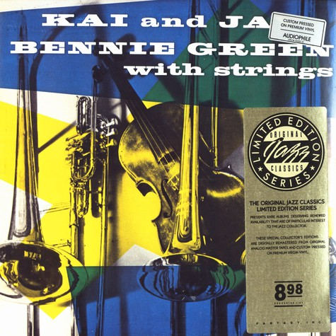 Kai And Jay Quintet / Bennie Green - With strings