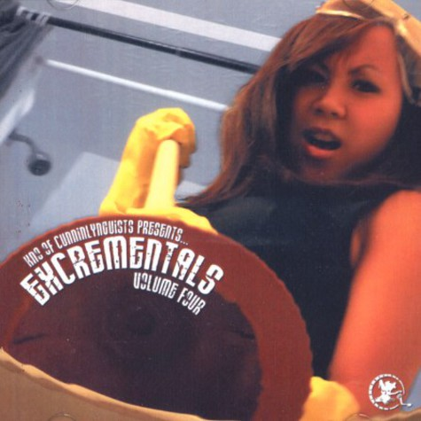 Kno of Cunninlynguists - Excrementals volume 4