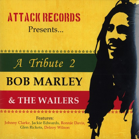 Bob Marley & The Wailers - A tribute 2 Bob Marley & The Wailers