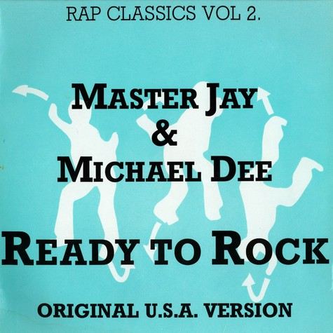Master Jay & Michael Dee - Ready to rock