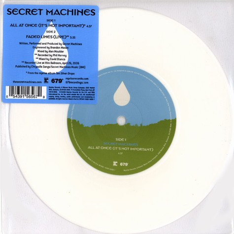 Secret Machines - All at once (it's not important)