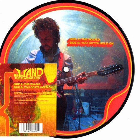 Flaming Lips, The - The W.a.n.d.