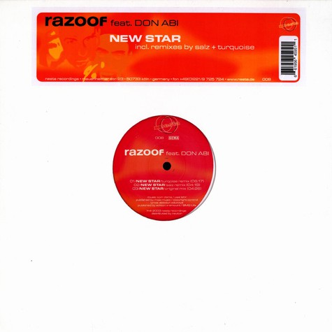 Razoof - New star feat. Don Abi