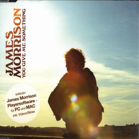 James Morrison - You give me somthing