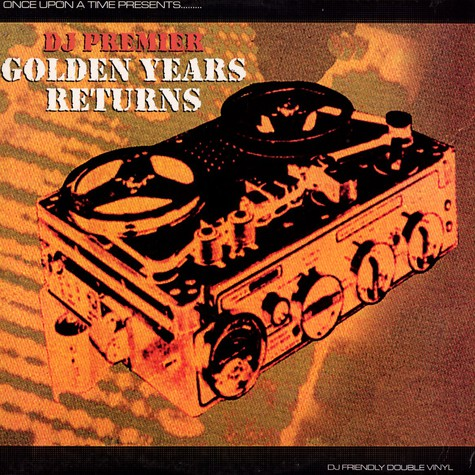 DJ Premier - Golden years returns