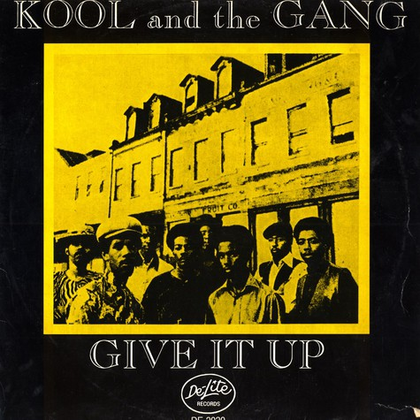 Kool & The Gang - Give it up