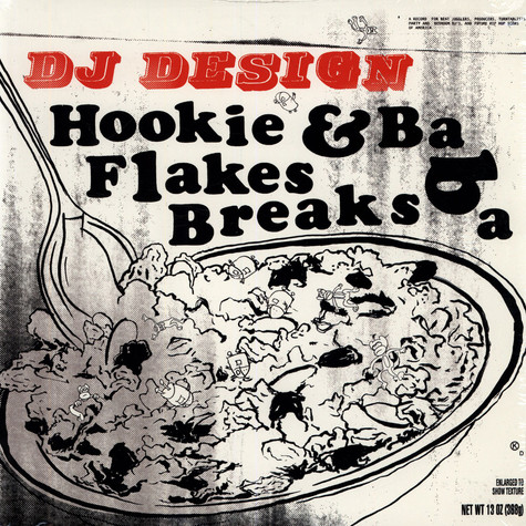 DJ Design - Hookie and ba ba flakes breaks