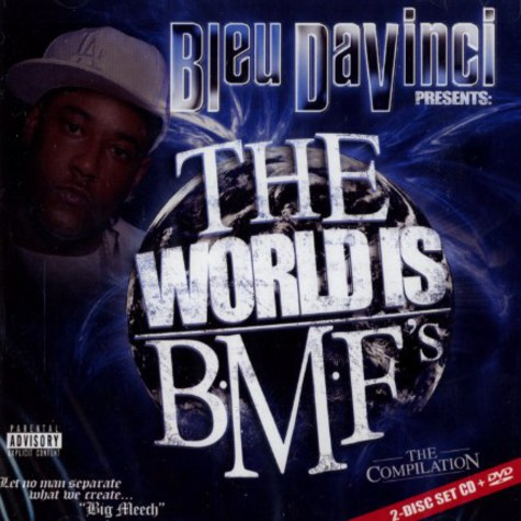 Bleu Davinci - The world is BMF's