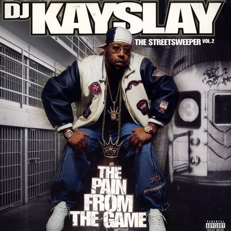DJ Kay Slay - The streetsweeper volume 2 - the pain from the game