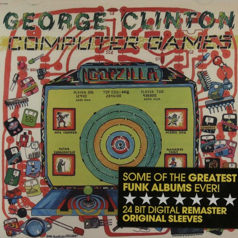 George Clinton - Computer games