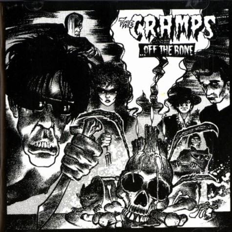 Cramps, The - Off the bone