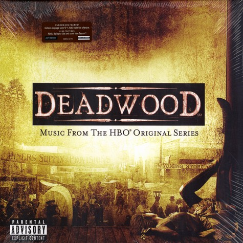 Deadwood - Music from the HBO original series