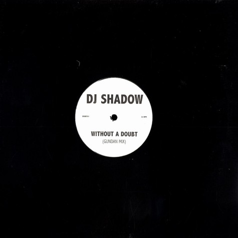 DJ Shadow - Without a doubt Gundan mix