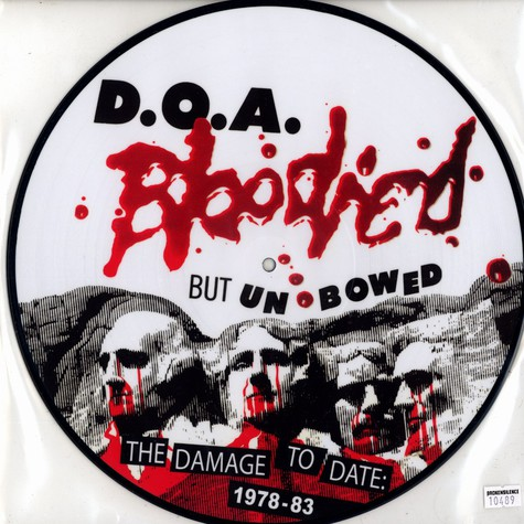 D.O.A. - Bloodied but unbowed