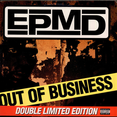 EPMD - Out of business Double Limited Edition