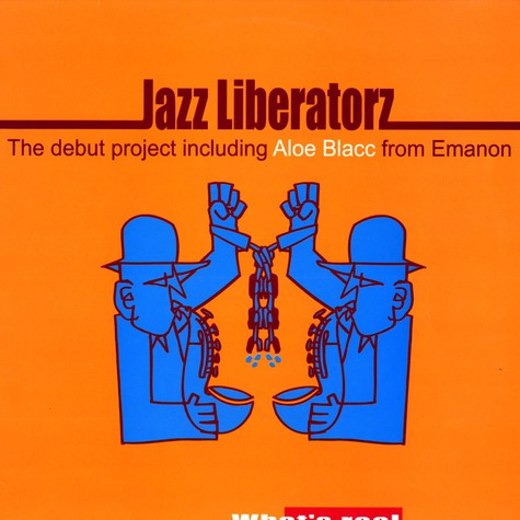 Jazz Liberatorz - What's real feat. Emanon