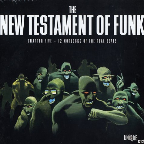 V.A. - The new testament of funk - chapter 5
