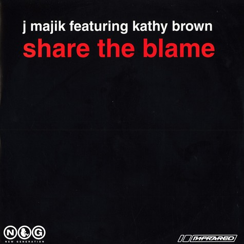 J Majik - Share the blame feat. Kathy Brown