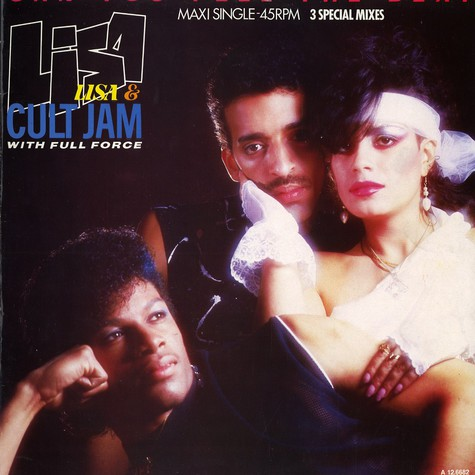 Lisa Lisa and Cult Jam with Full Force - Can you feel the beat