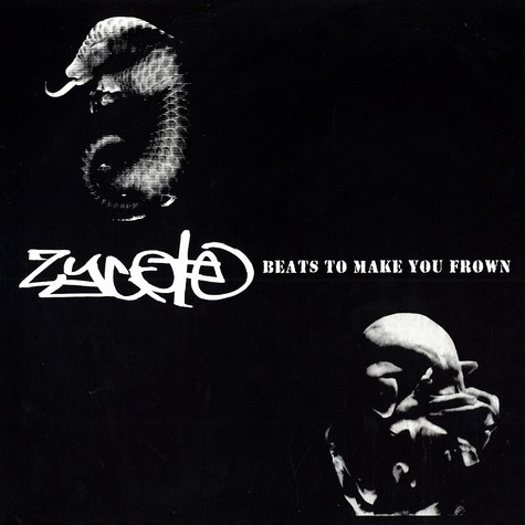 Zygote of Diversion Tactics - Beats to make you frown EP