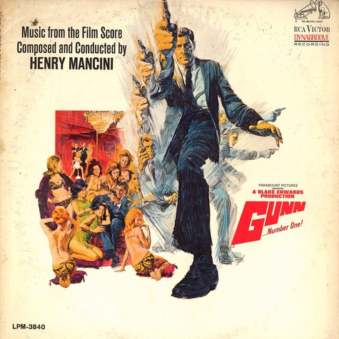 Henry Mancini - OST Gunn... number one!