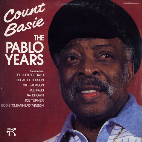 Count Basie - The Pablo years
