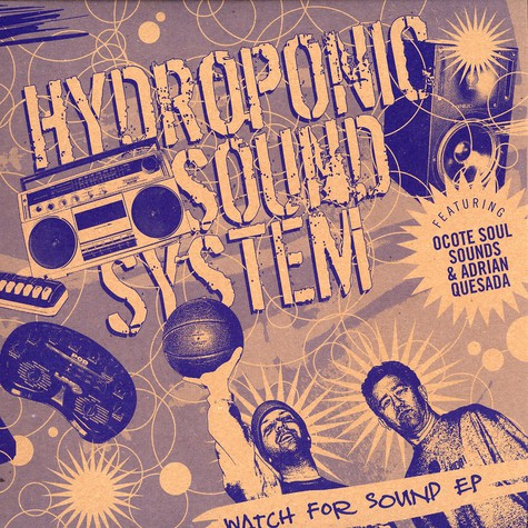 Hydroponic Sound System - Watch for sound EP