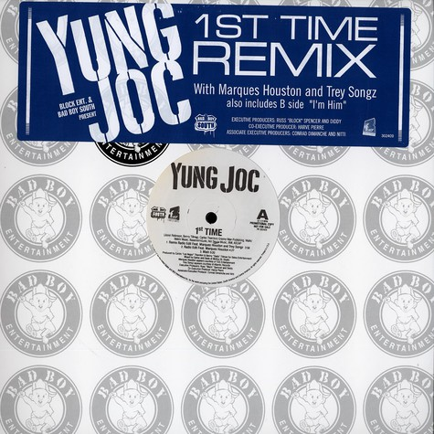Yung Joc - 1st time remix feat. Marques Houston & Trey Songz