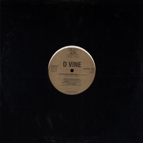 D Vine - Fit in 2 my structure