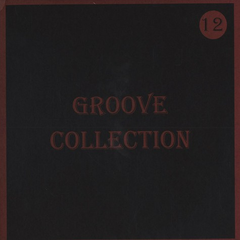 Groove Collection - Volume 12