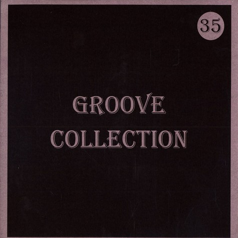 Groove Collection - Volume 35