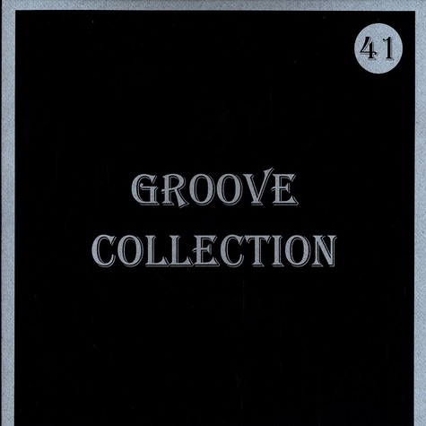 Groove Collection - Volume 41