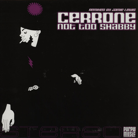 Cerrone - Not too shabby Jamie Lewis remixes