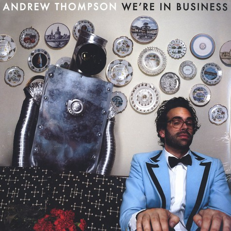 Andrew Thompson - We're in business