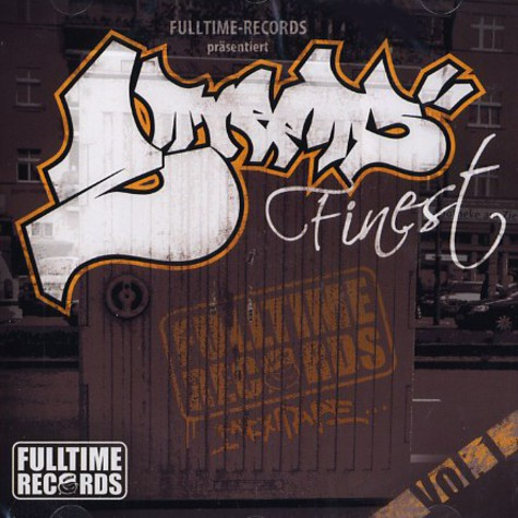 Fulltime Records presents - Streets finest