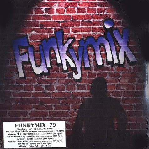 Funky Mix - Volume 79