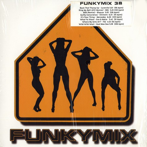 Funky Mix - Volume 38