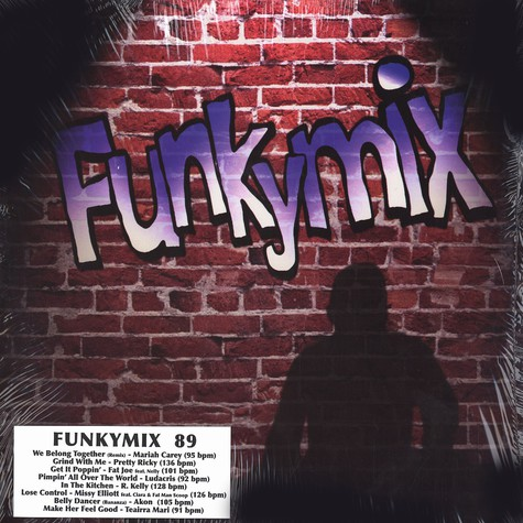 Funky Mix - Volume 89