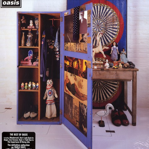 Oasis - Stop the clocks - the best of Oasis