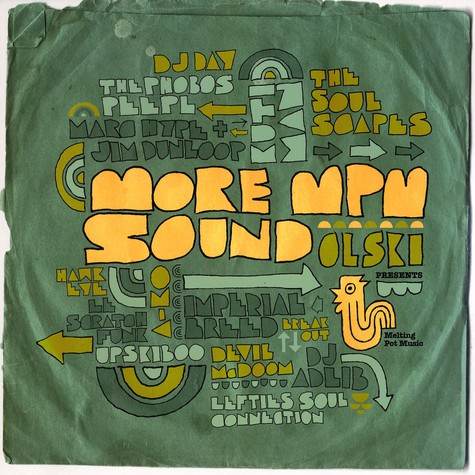 DJ Olski - More MPM sound