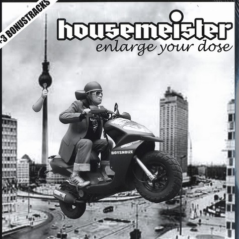 Housemeister - Enlarge your dose