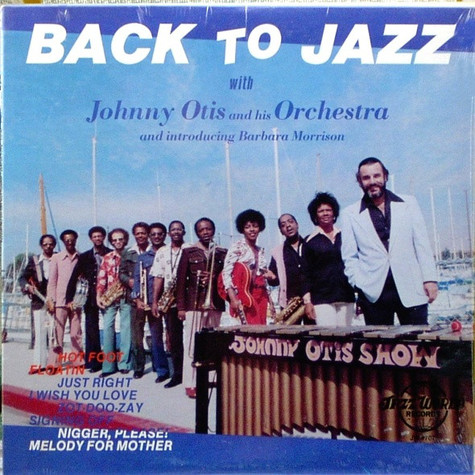 Johnny Otis And His Orchestra - Back to jazz