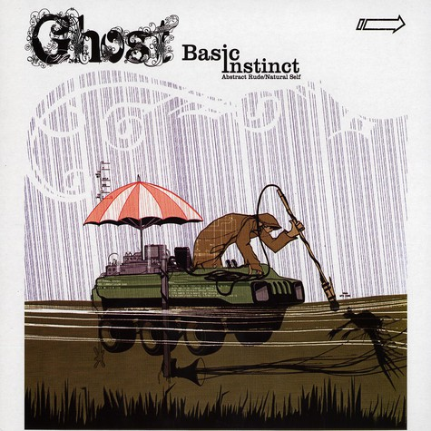 Ghost - Basic instinct feat. Abstract Rude
