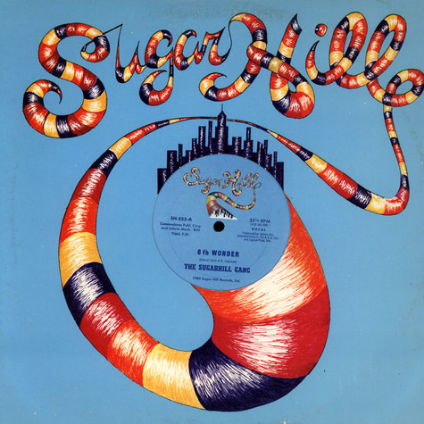 Sugarhill Gang - 8th wonder