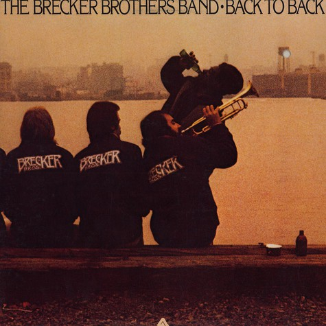 Brecker Brothers, The - Back To Back