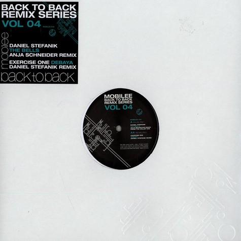 Mobilee - Back to back remix series volume 4