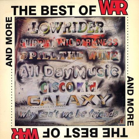War - The best of War and more