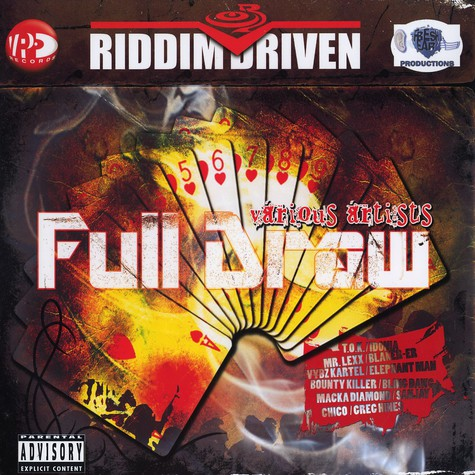 Riddim Driven - Full draw