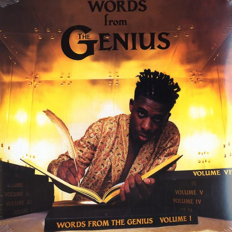 Genius / GZA - Words from the Genius