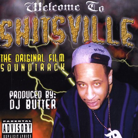 DJ Butter - Welcome to shitsville